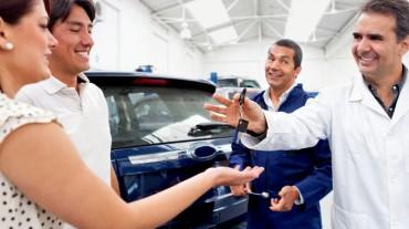 По приезду к нам по окончании ремонта Вы получаете готовый к эксплуатации автомобиль