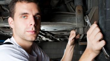 Вы можете находиться в ремонтной зоне и общаться с сотрудником